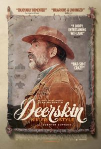 Deerskin Poster New Horror Film From Quentin Depieux