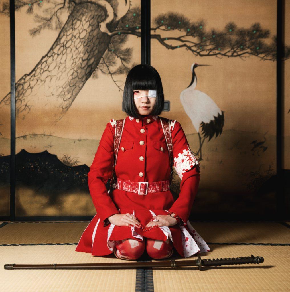 Japanese Idol Singer Hanako-san