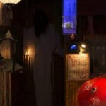 "A Glimpse Into A Yurei Themed ""Restobar"""