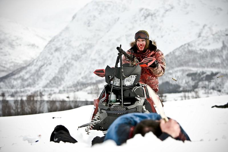 Dead Snow Zombie Attack