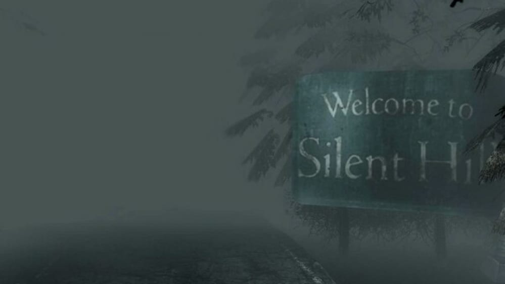 Silent Hill Arrival Sign