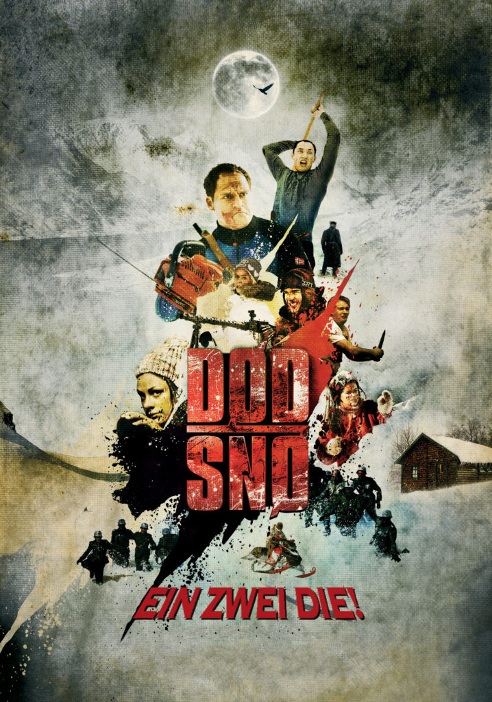 Dead Snow Official Poster