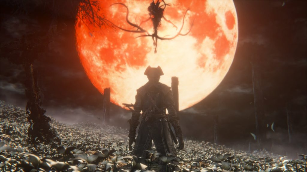 Bloodborne Lovecraft influences