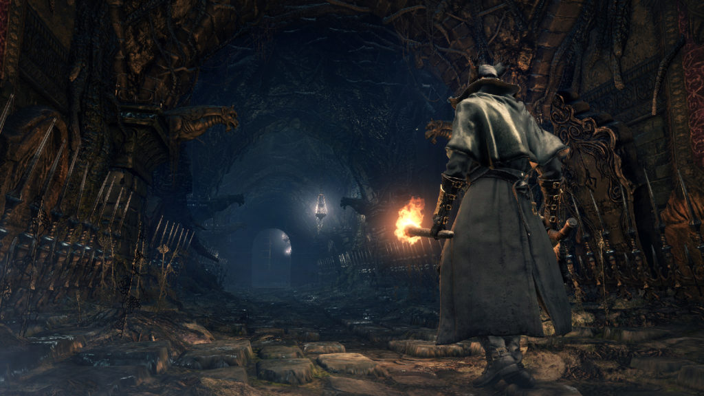 Chalice Dungeon Bloodborne Lovecraft