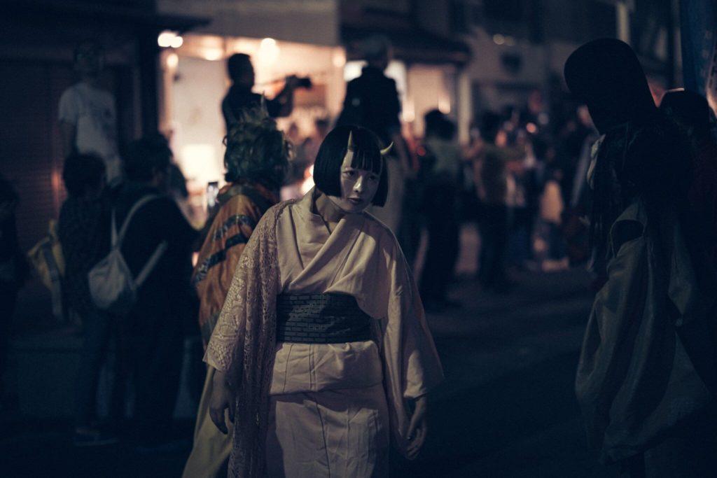 NIght Parade of Demons Festival