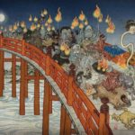 Japanese Folklore: Hyakki Yagyō and Hyakuki Night Festival