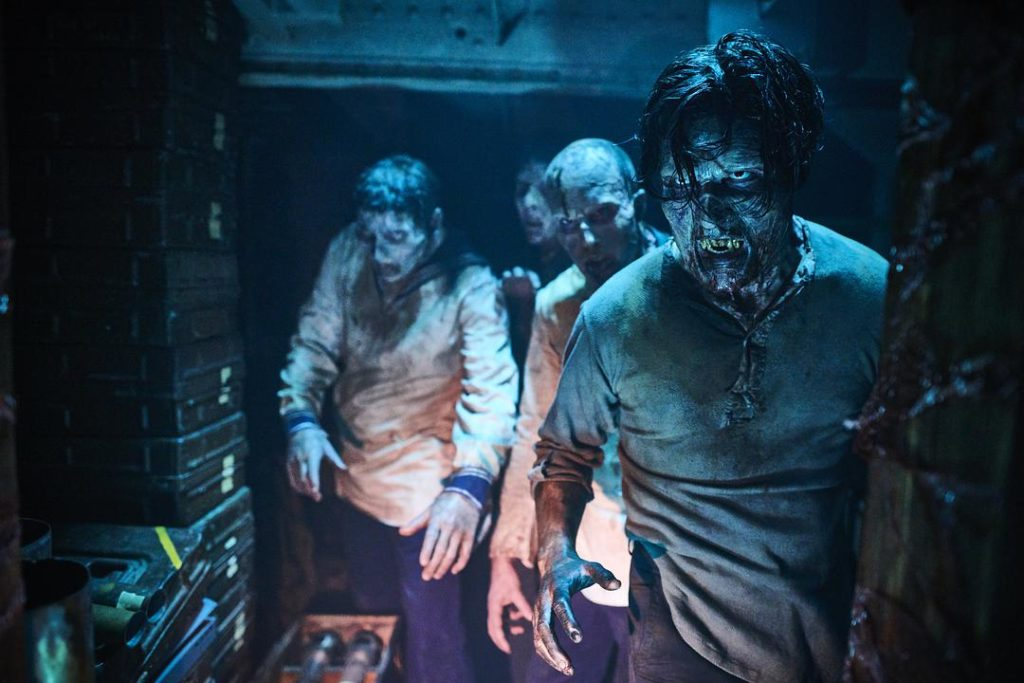 Blood Vessel Horror film