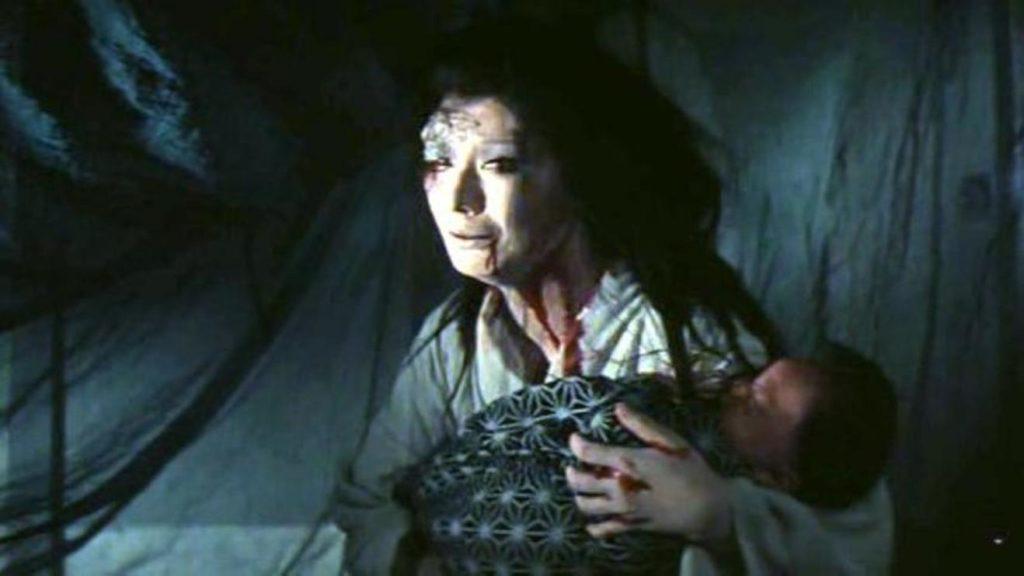 The Ghost of Yotsuya still