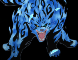 Matatabi, the Two-tails Bijuu