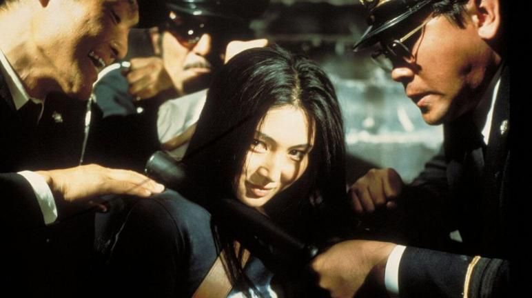 Female Prisoner Scorpion Meiko Kaji