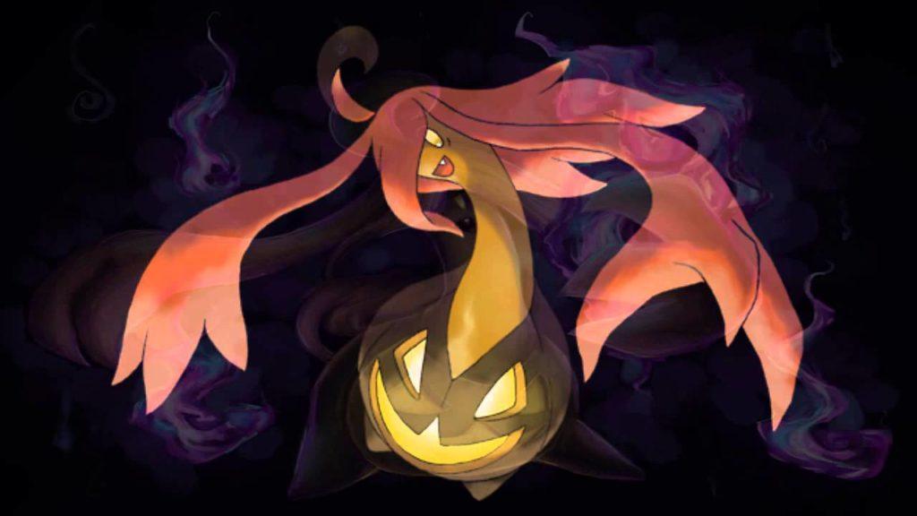Gourgeist-Pokemon