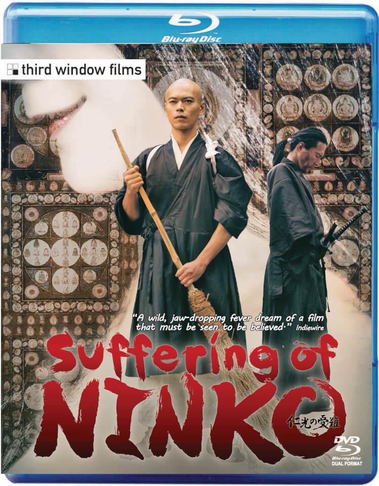 Suffering of Ninko Cover