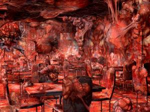 The Hellscape of Saya no Uta