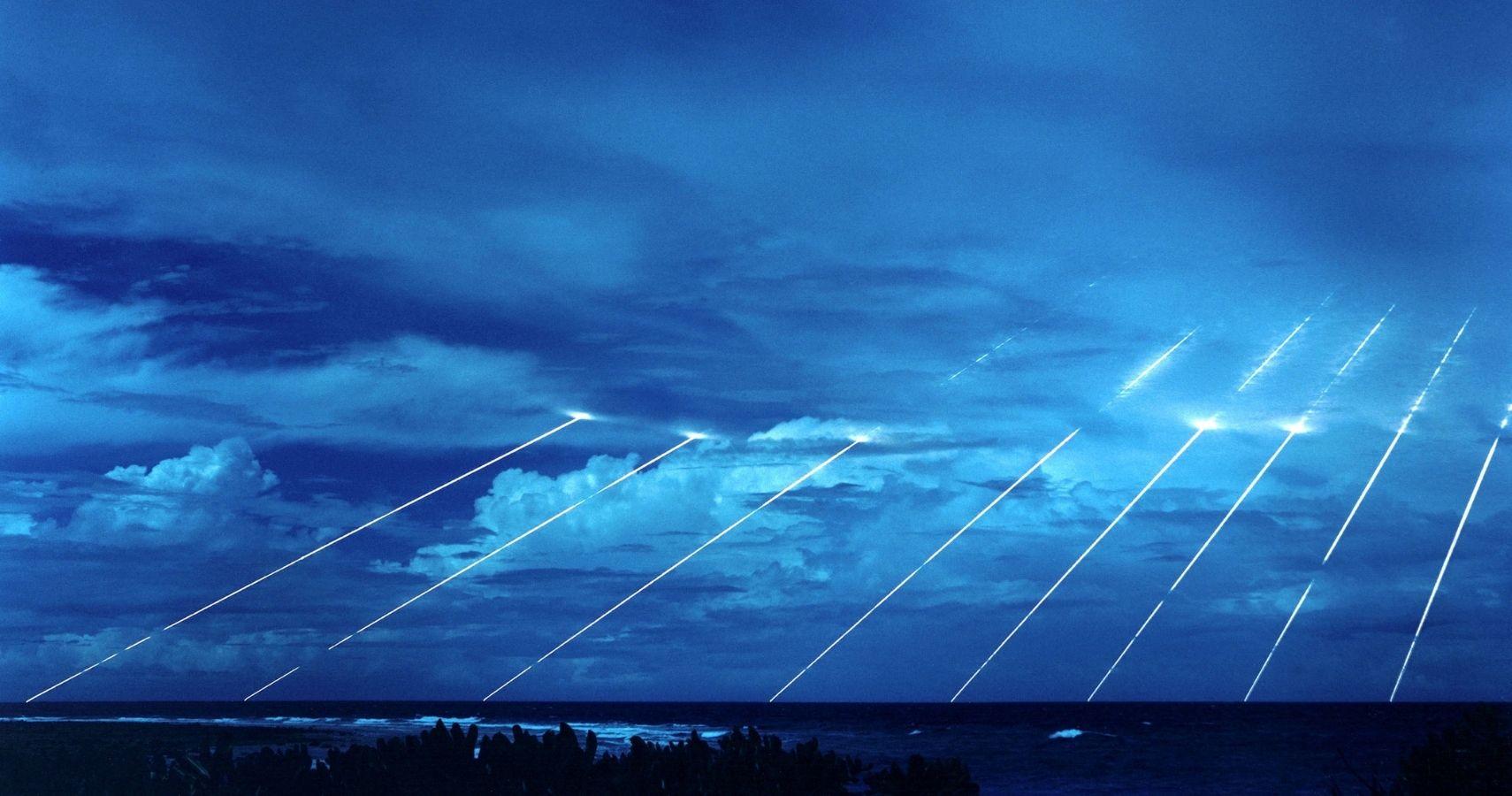 LGM 118 Peacekeeper Missile