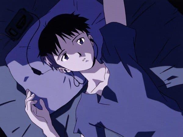 Shinji Ikari Trauma
