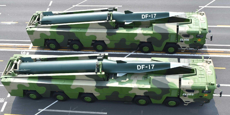 DF-17 Missile