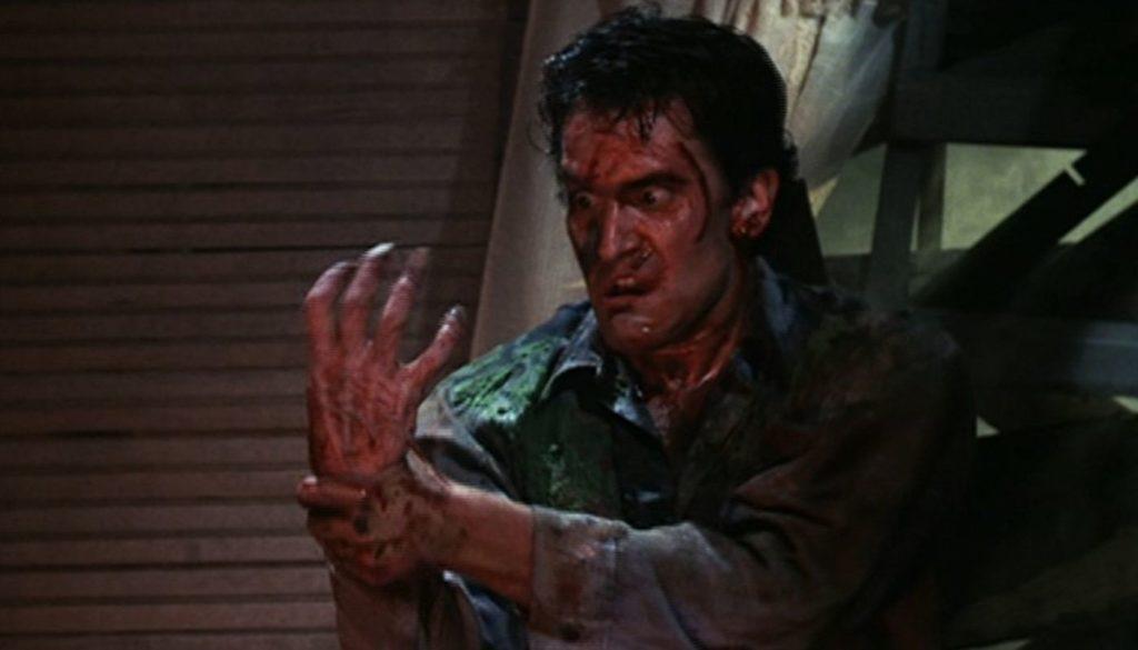 Evil Dead 2 Bruce Campbell