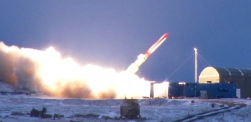 The Petrel Missile