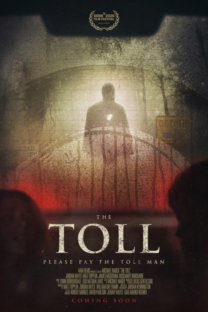 The Toll 2020 Horror Poster