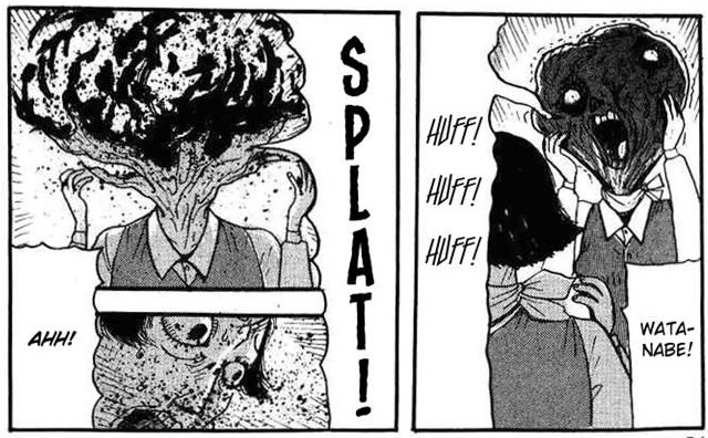 Fear Infection manga