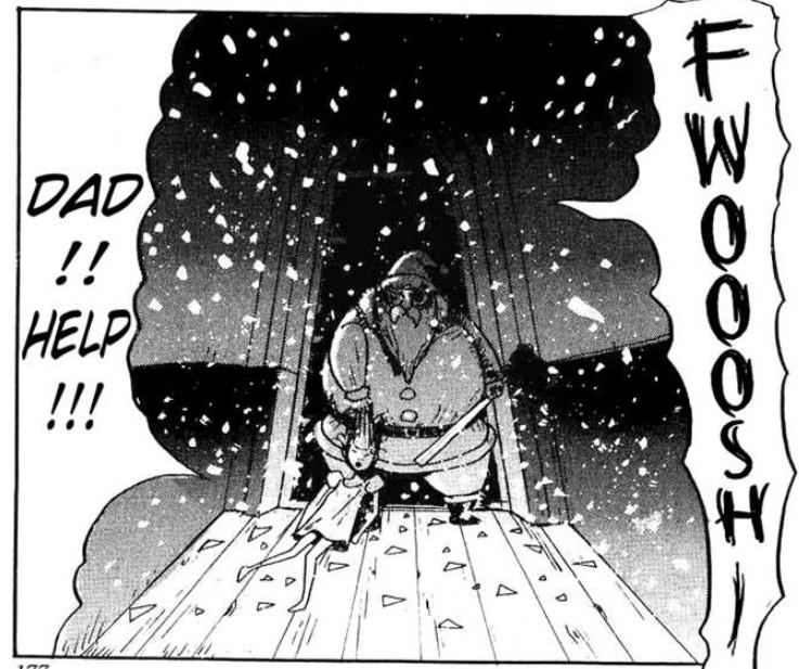 Fear Infection Manga Killer Santa