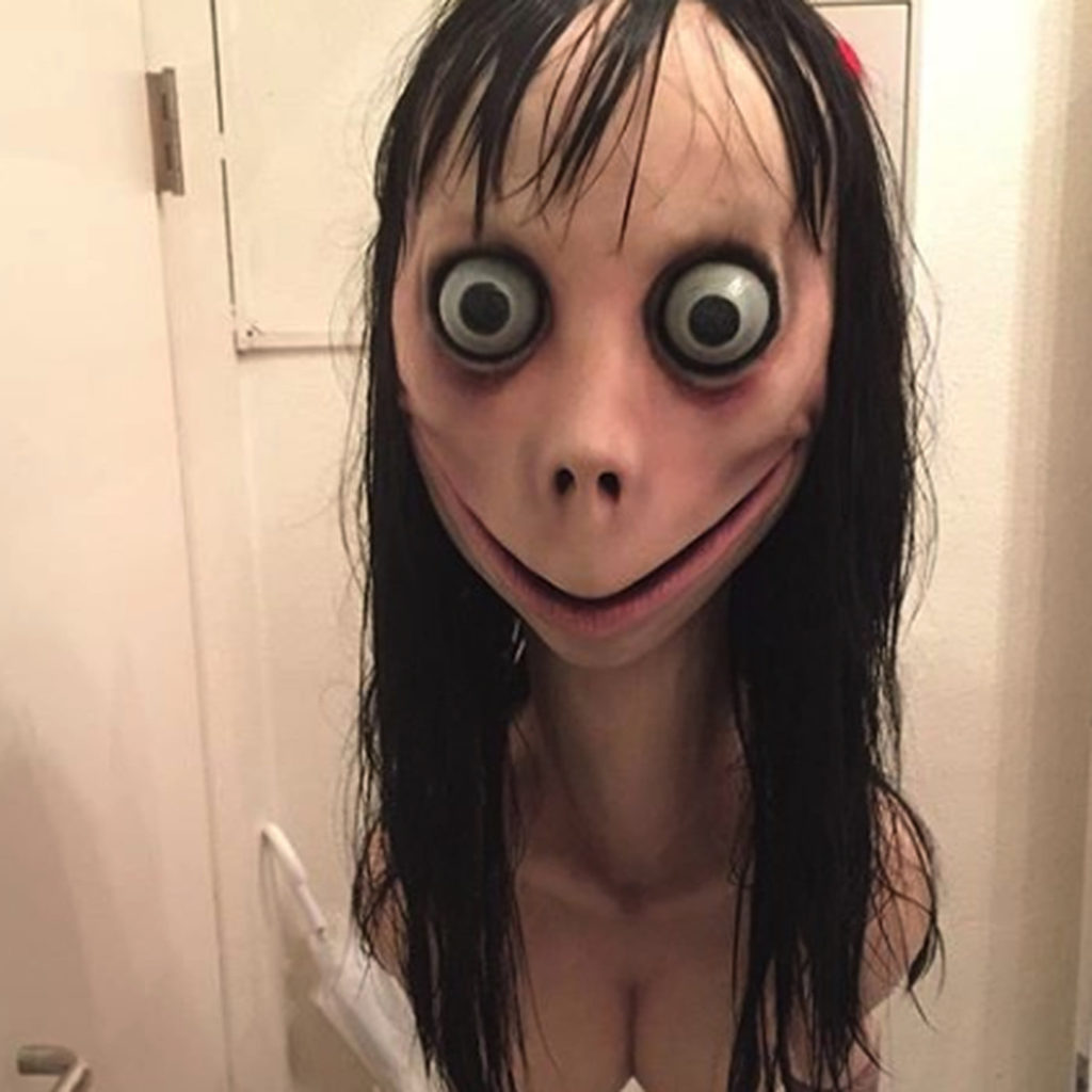 Momo NightmareFuel