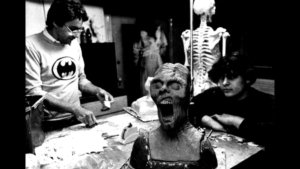Spookies BTS Shots