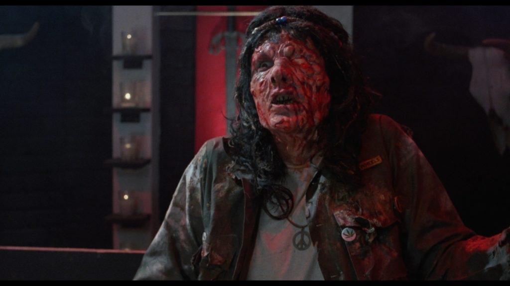 Acid Sid, the films slasher
