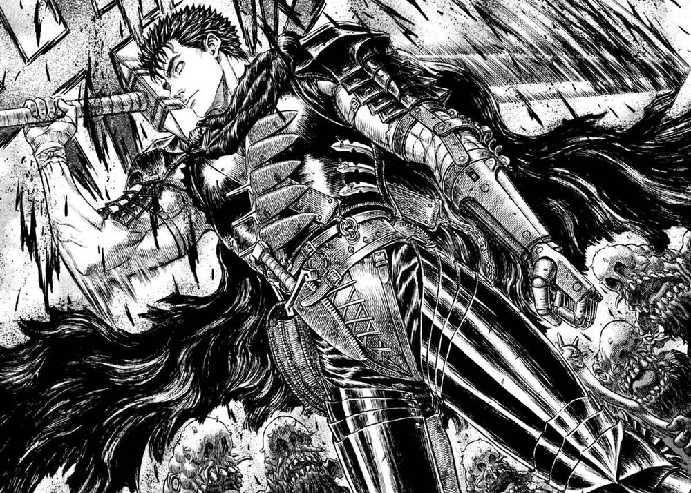 Berserk Manga