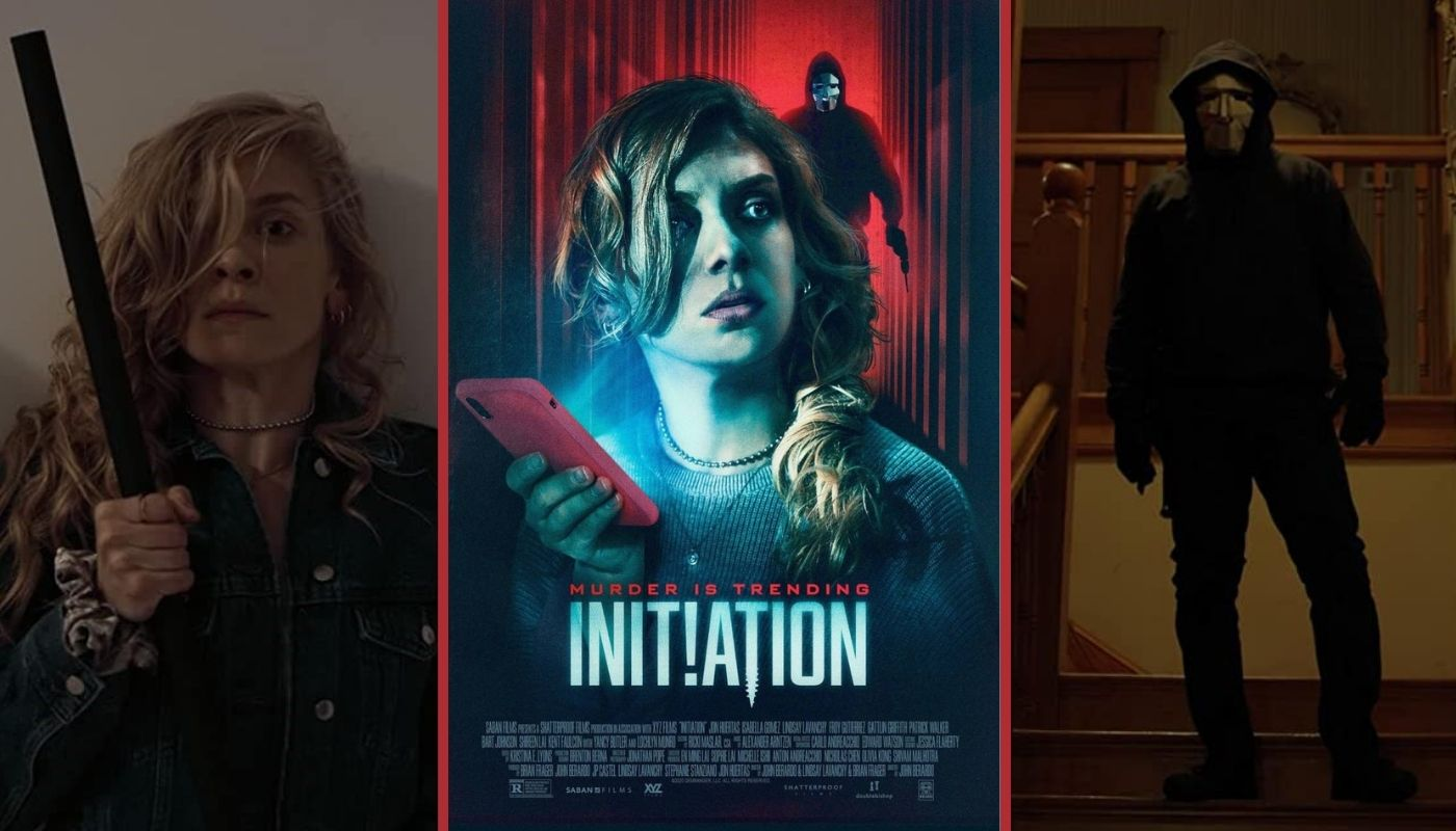 Initiation (2021) Film Review – Pledges to Challenge Slasher Expectations