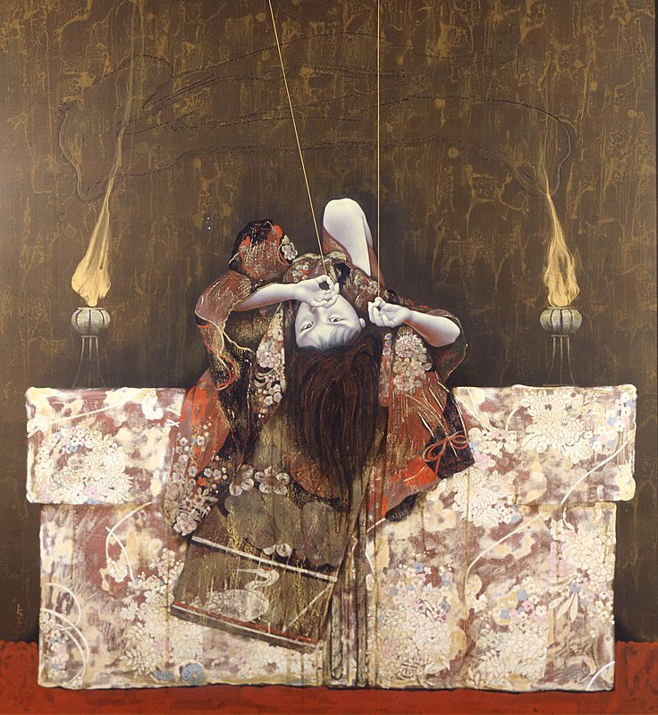 Kyosuke Tchinai Art Kuon