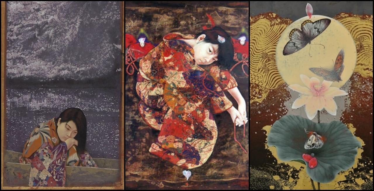 Kyosuke Tchinai Art