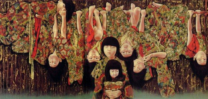 Kyosuke Tchinai Dolls