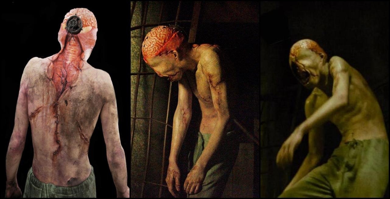 Lobotomy Silent Hill Monster