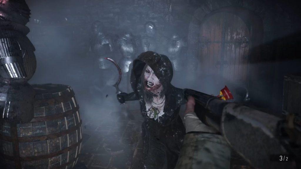 Resident Evil Village Alcina Dimitrescu Daughter