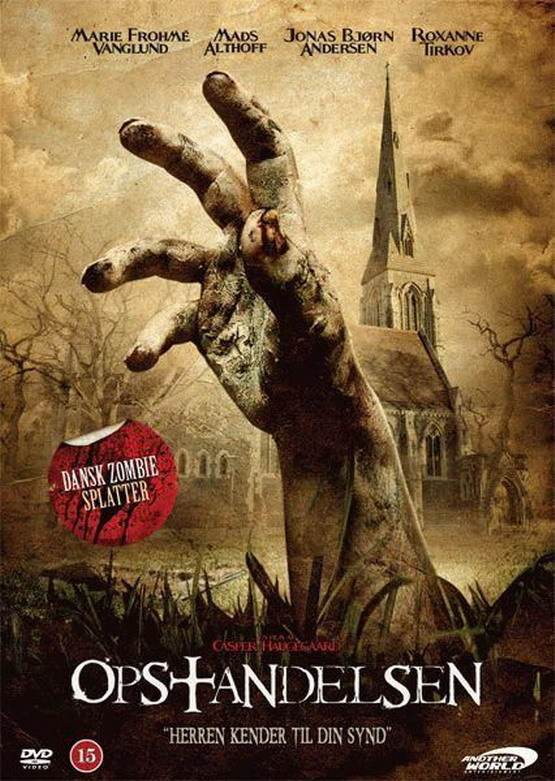 Zombie Exorcism Poster