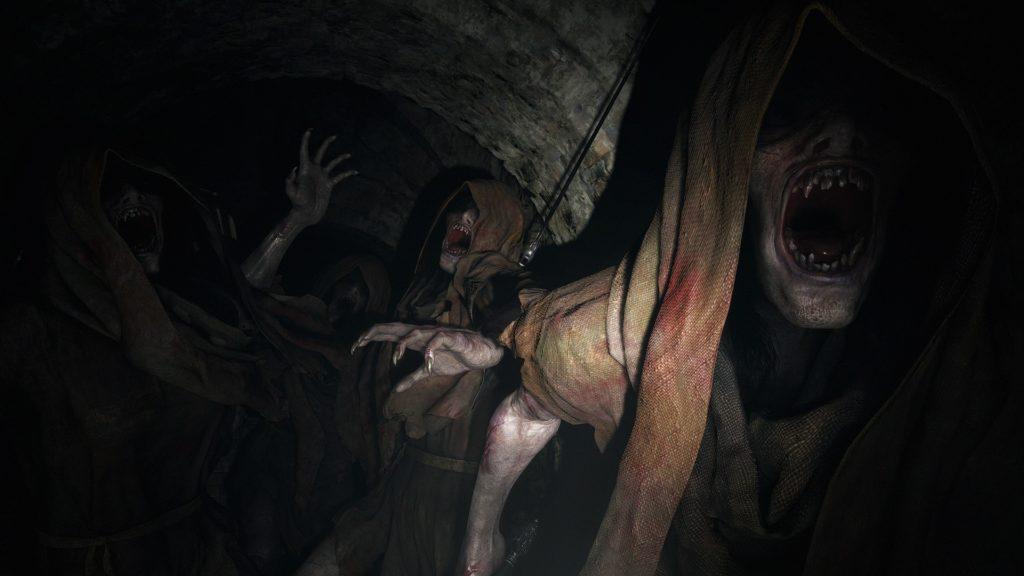 Resident Evil Village Ghoul Enemy