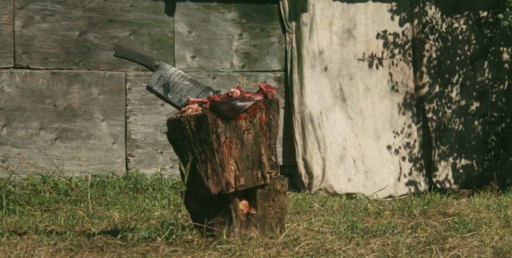 Butchers 2020 bloody stump