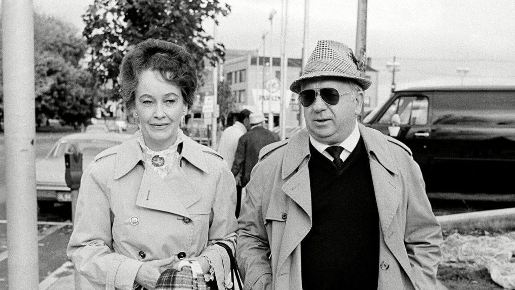 renowned Demonologists Ed and Lorraine Warren