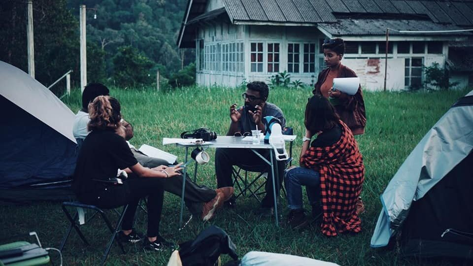 IRUL Ghost Hotel Behind the Scenes with Cast and Crew