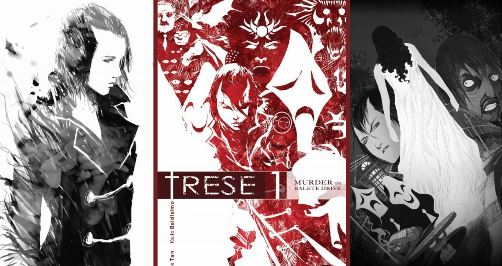 Trese Graphic Novel Review