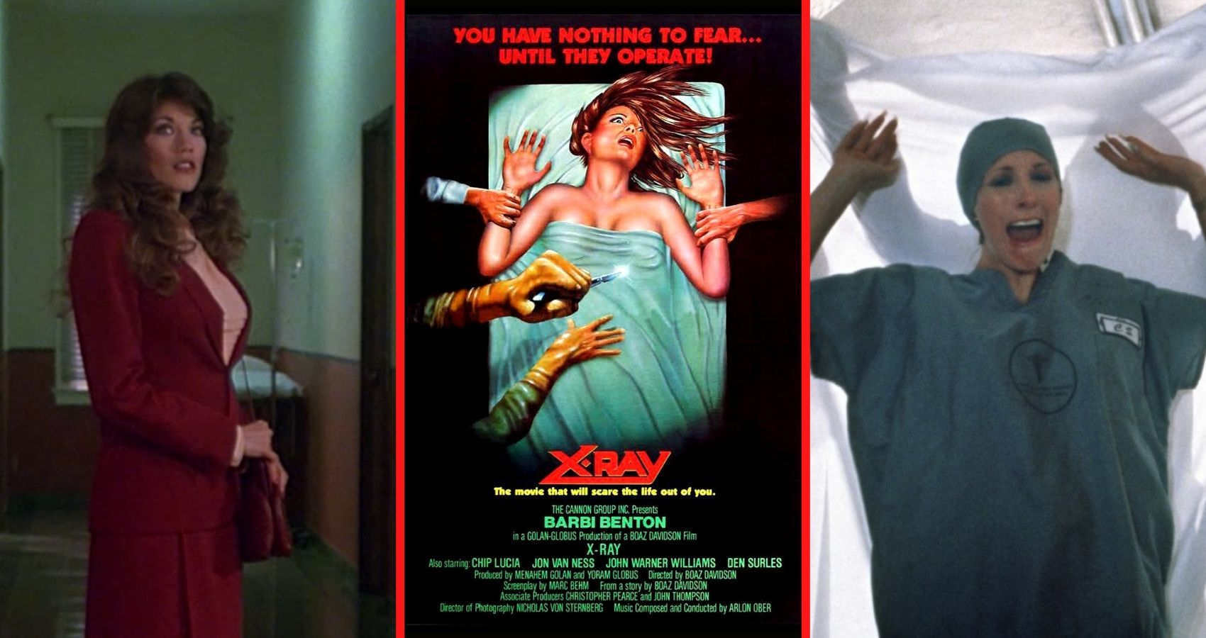 X-Ray Horror Film Review 1981