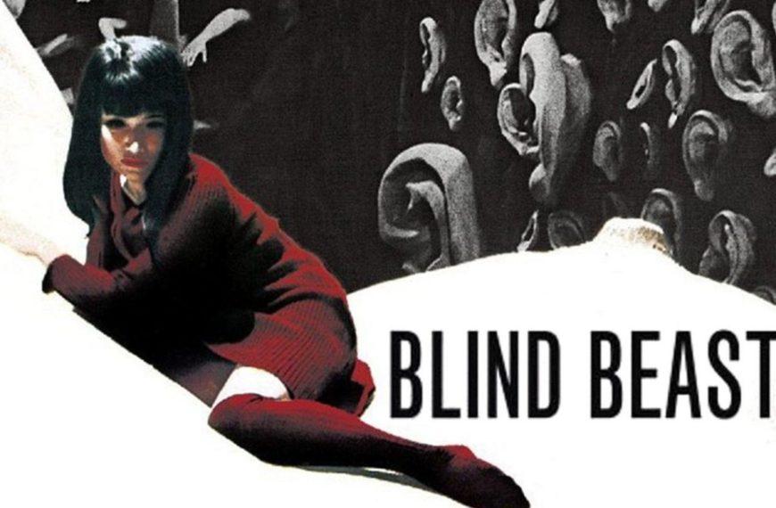 Blind Beast (1969) Film Review – Beautifully Surreal Japanese Cinema