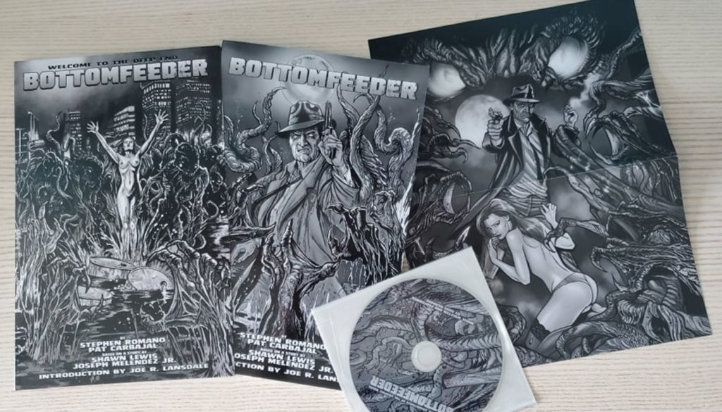 Bottomfeeder collectors edition Eibon Press
