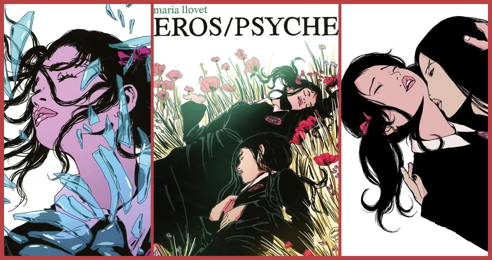 Eros/psyche review