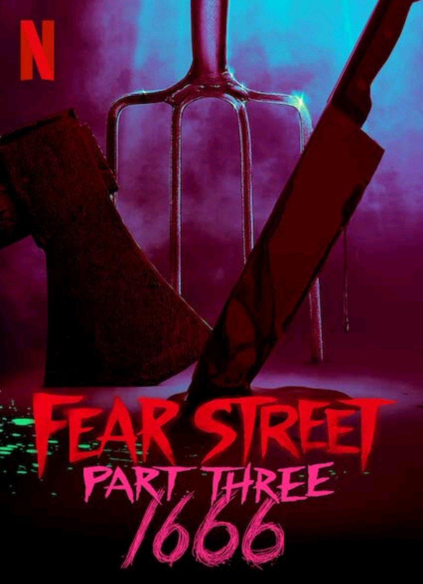 Fear Street 1666 Cover