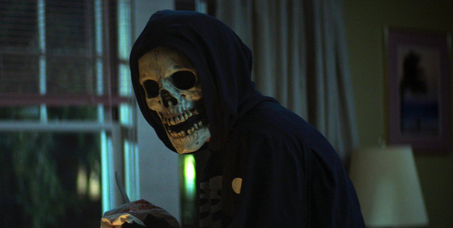 Fear Street 1994 Skull Mask Killer