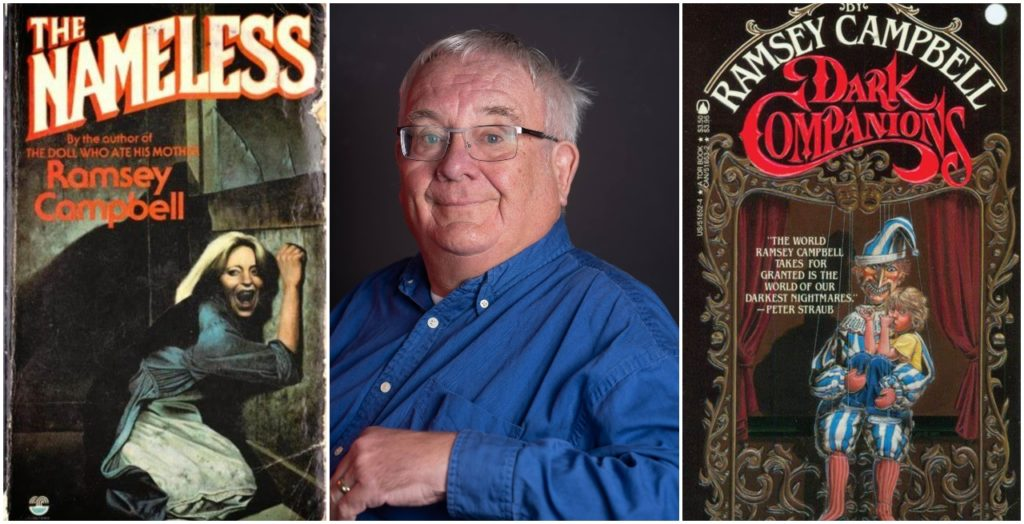 Ramsey Campbell Interview – A Titan of Horror Literature