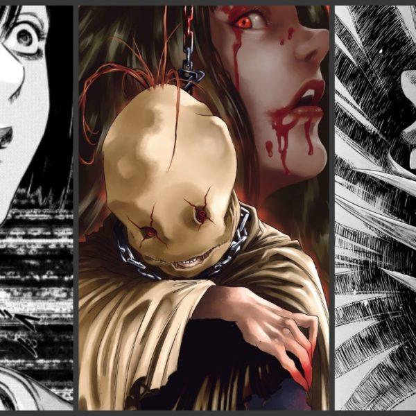 Shiga Hime Manga Review – Gore Soaked Vampiric Horror
