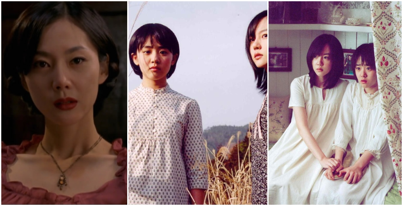 Tale of Two Sisters South Korean Horror